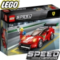 LEGO SPEED CHAMPIONS ФЕРАРИ 488 GT3 SCUDERIA CORSA 75886