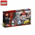 8206 Лего Cars Пит стоп Токио