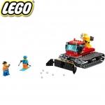 60222 ЛЕГО CITY РАТРАК SNOW CANNON LEGO