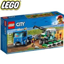 60223 Лего City Транспонтьор за комбайни Lego