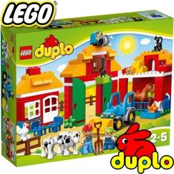 10525 Лего Duplo Голяма ферма Lego