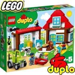 10869 Лего Duplo Town Приключения във фермата Lego