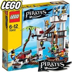 Lego® Pirates 70412 Войнишка крепост