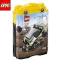 8192 Лего Racers Зеленият състезател