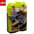 8303 Лего Racers Демоничен разрушител