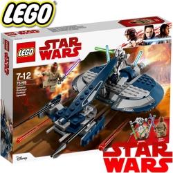 75199 Лего Star Wars БОЙНИЯТ СКУТЕР НА GENERAL GRIEVOUS