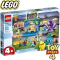 10770 Лего Toy Story 4 На карнавал с Бъз и Уил